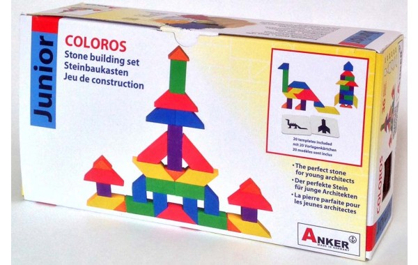 Coloros building blocks
