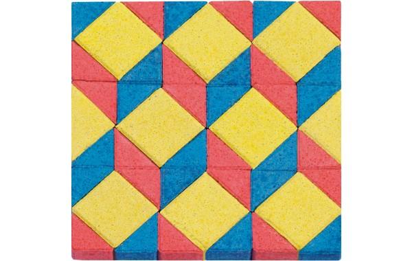 Laosa mosaic puzzle blocks