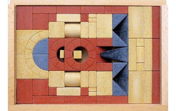 Extension stone block set #4A