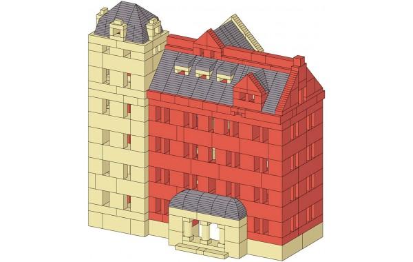 Modern design hotel