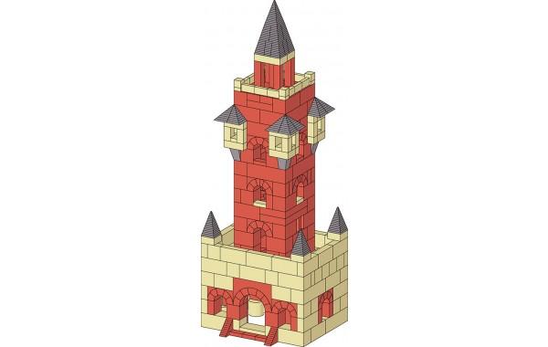 Large observation tower