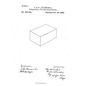 1880 Composition Blocks patent