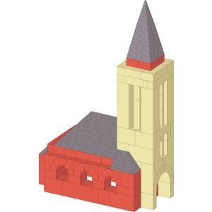 Bad Waldliesborn church