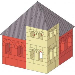 Bucovina style house