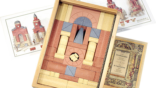 How to start building with Anchor Stone building block sets