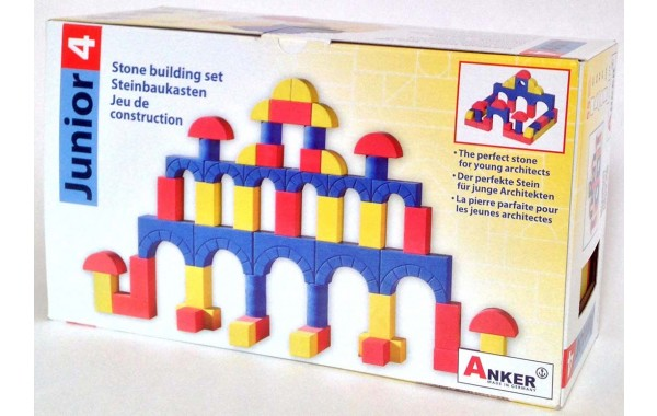 Junior stone building set IV