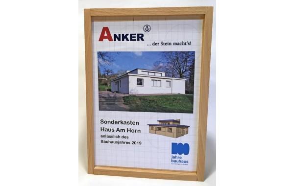 Haus am Horn Bauhaus centennial set