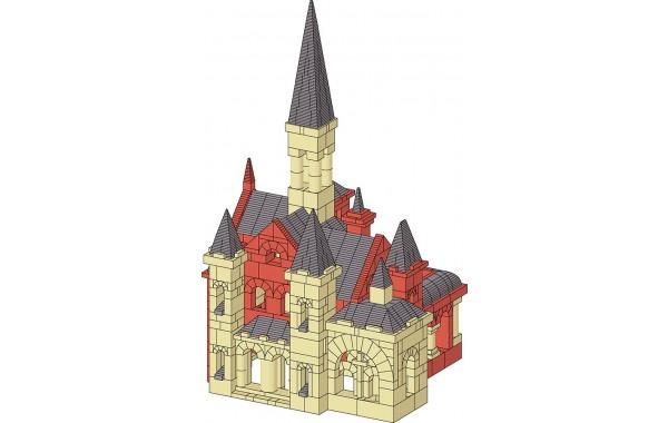 Elaborate palace