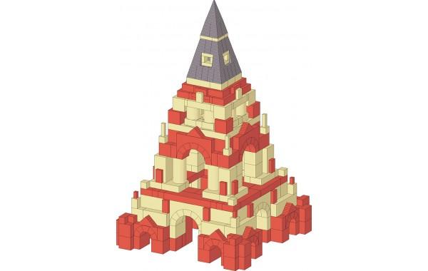 Pyramid monument
