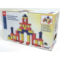 Junior stone building set III