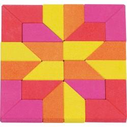 Sumala mosaic puzzle blocks