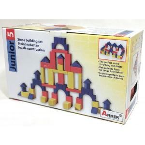 Junior stone building set V