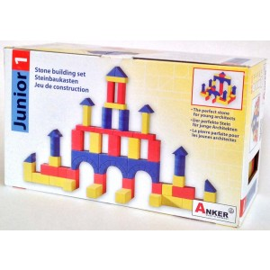 Junior stone building set I