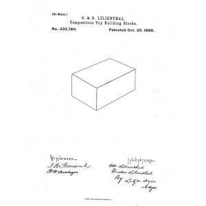 1880 Composition Blocks patent