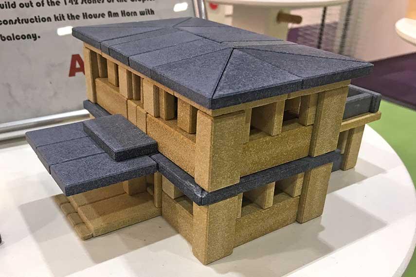 Anchor Stone Gropius set alternate build